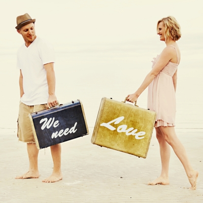 Photo of Album Cover - We Need Love