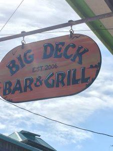 Big Deck Raw Bar